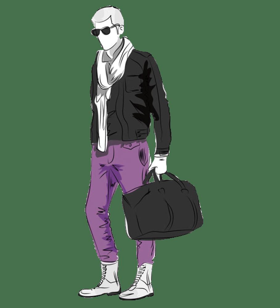 Fair Trade Kleidung für Männer