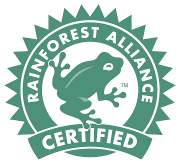 Rainforest Alliance Siegel